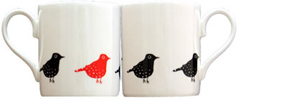 large mug black birds