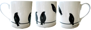 large mug sparrows