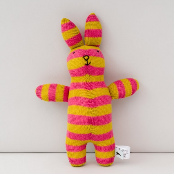 Little Lapin handmade toy rabbit