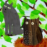 owl and pussycat new home card