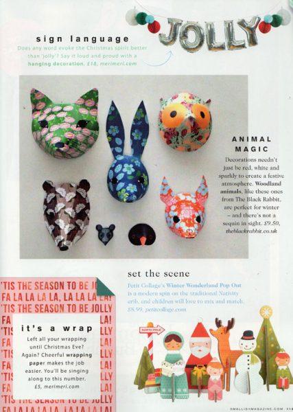 Samllish magazine november 2016