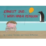 illustrated penguin rhyming childrens gift book