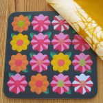 Floral Table mats by Lindsay Marsden